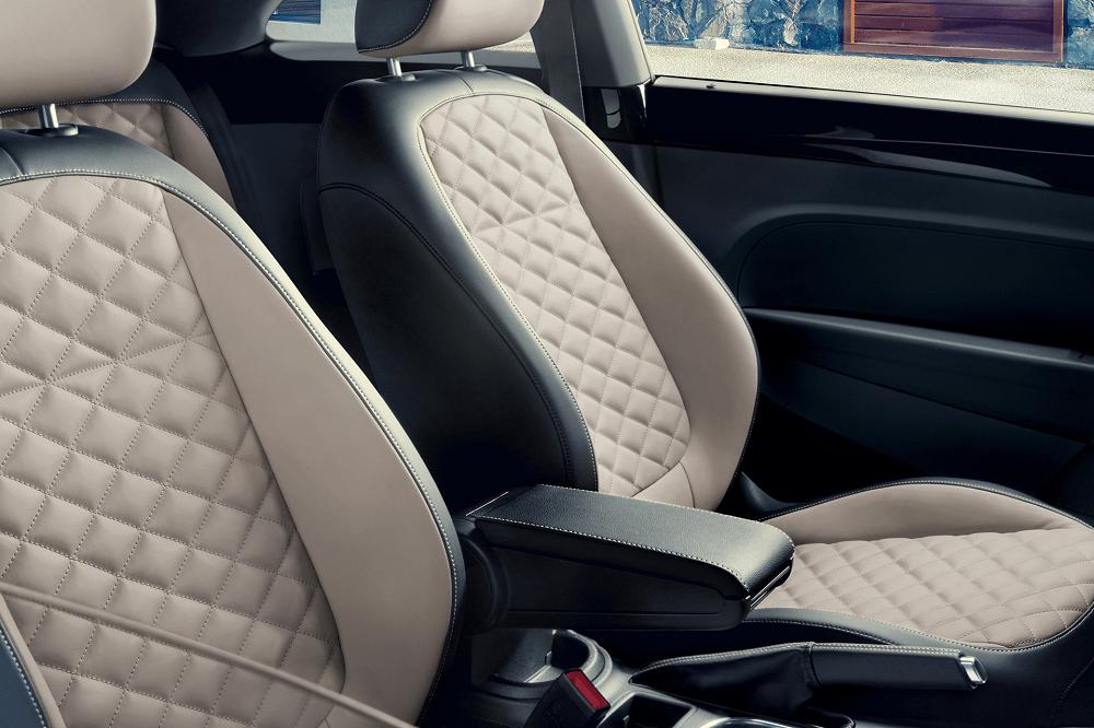 2019 Volkswagen Beetle Interior