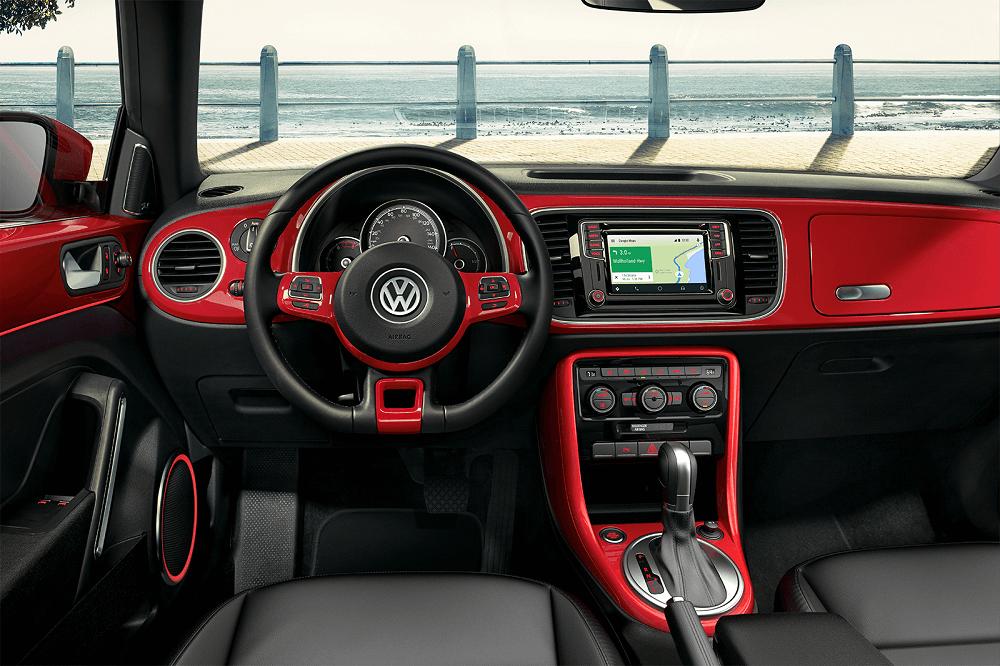 2019 Volkswagen Beetle Technology Features