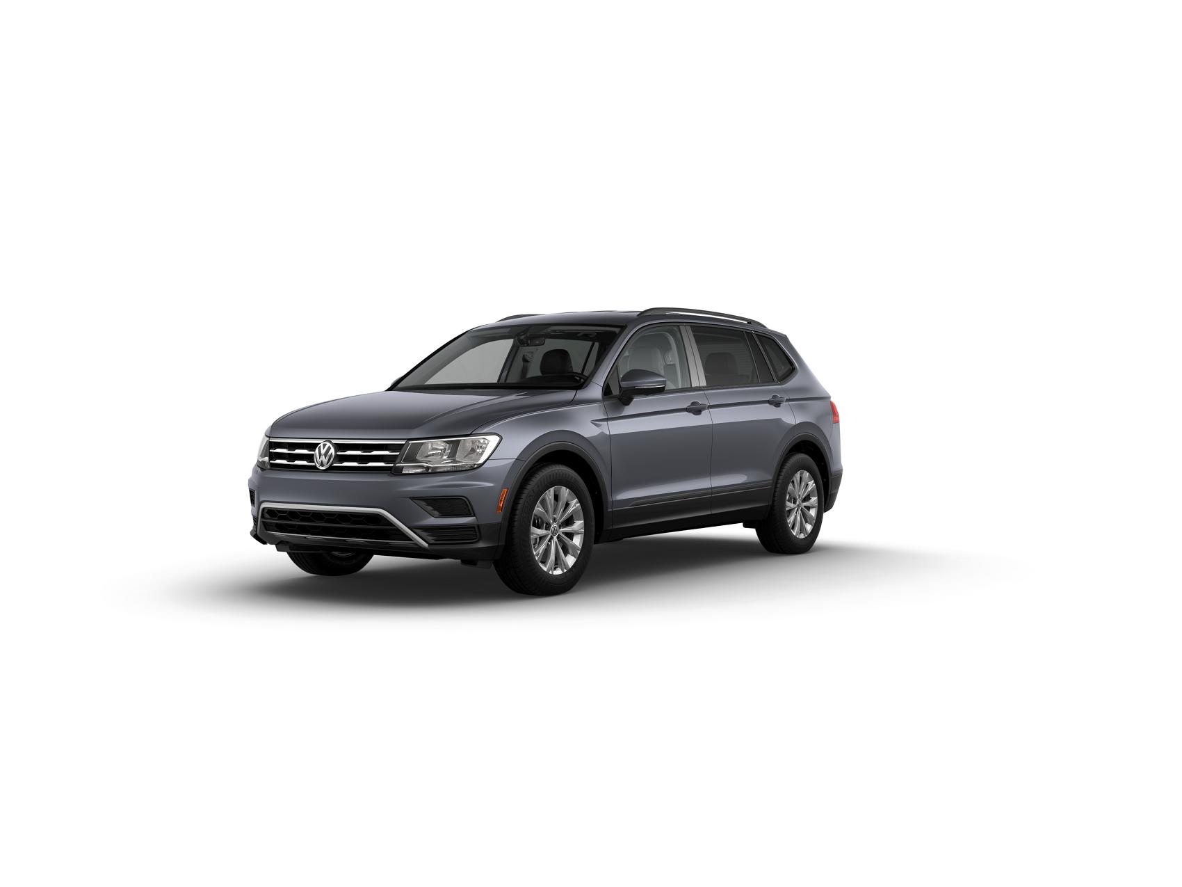 2019 VW Tiguan Review