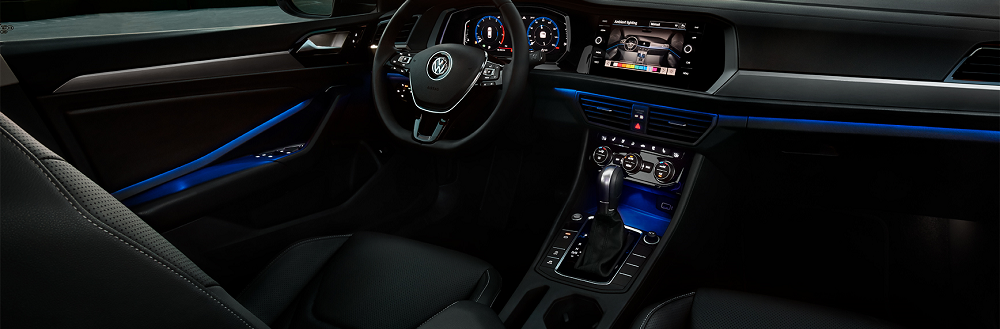 2019 Volkswagen Jetta Interior Lighting