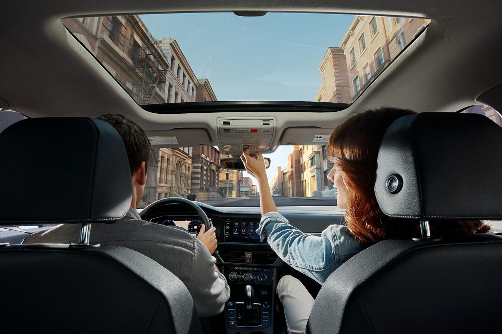 2019 Volkswagen Jetta Sunroof