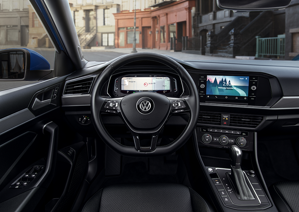 2019 Volkswagen Jetta Technology Features