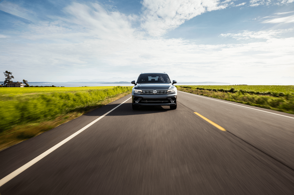 2020 Volkswagen Tiguan Performance Specs