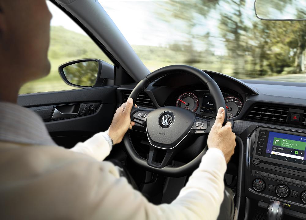 2020 Volkswagen Passat Technology Features