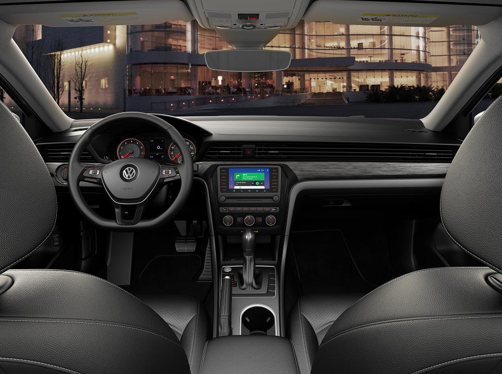 2020 Volkswagen Passat Interior Amenities