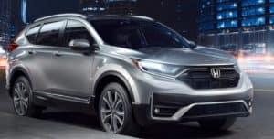 2021 Honda CR-V San Diego