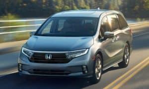 2021 Honda Odyssey San Diego