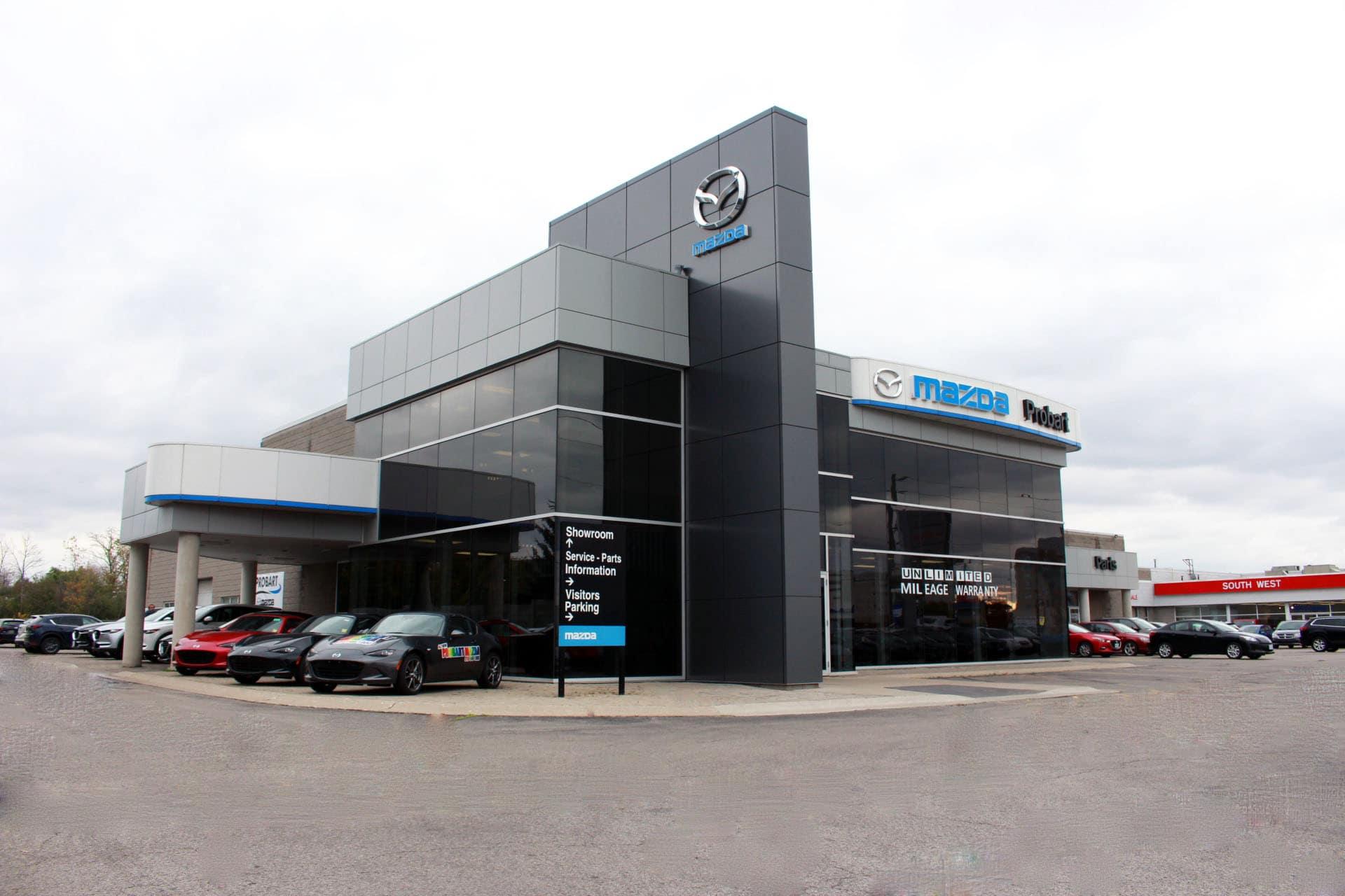 Probart Mazda