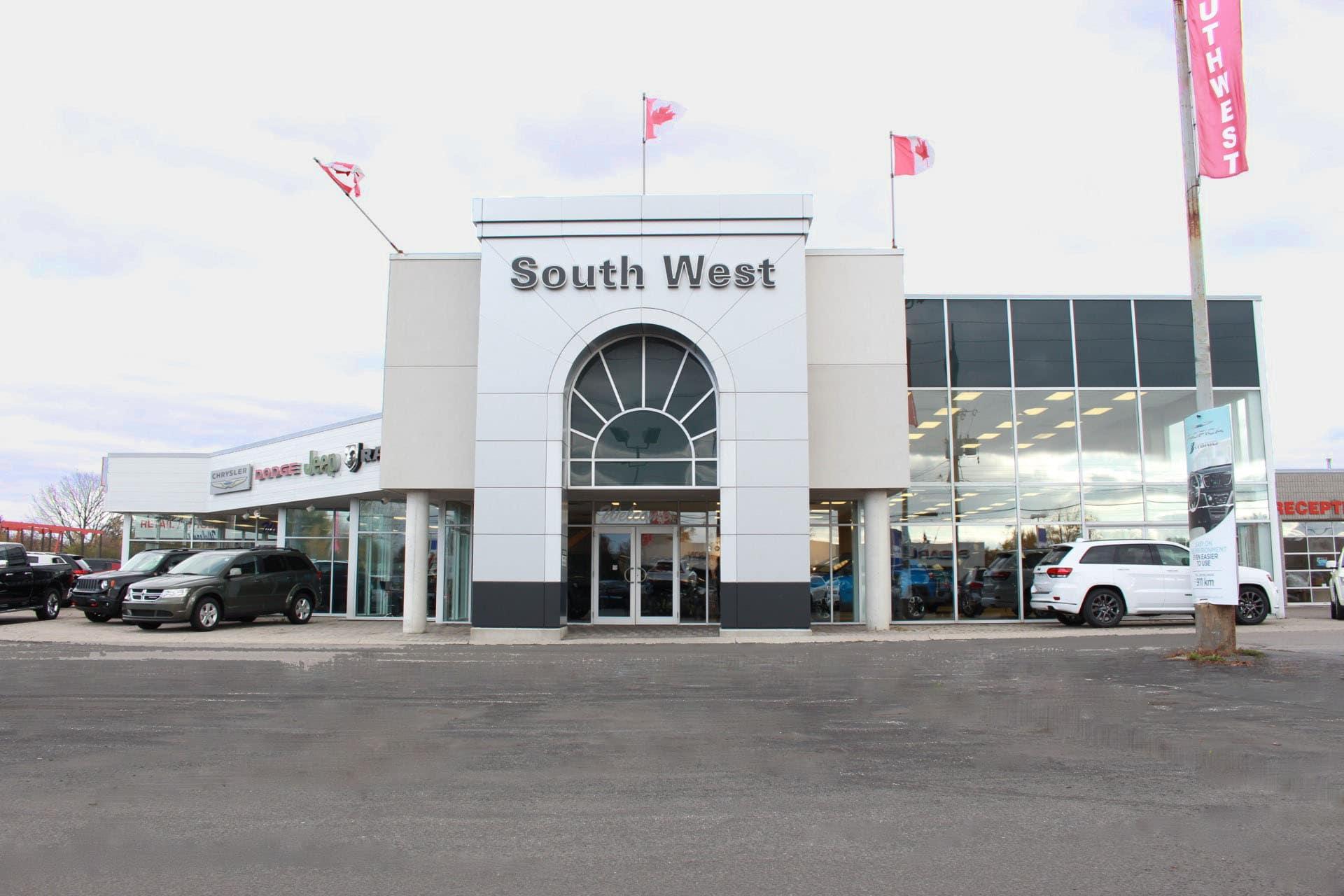 South West Chrysler