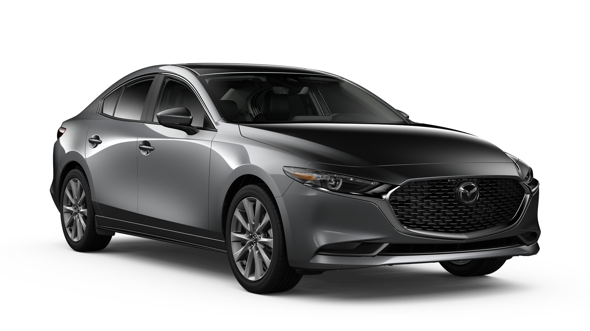 Mazda3 GT, available at Forest City Mazda in London Ontario