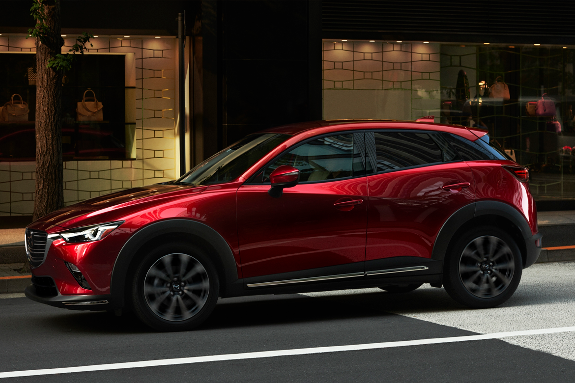 2019 Mazda CX-3 | The New Normal