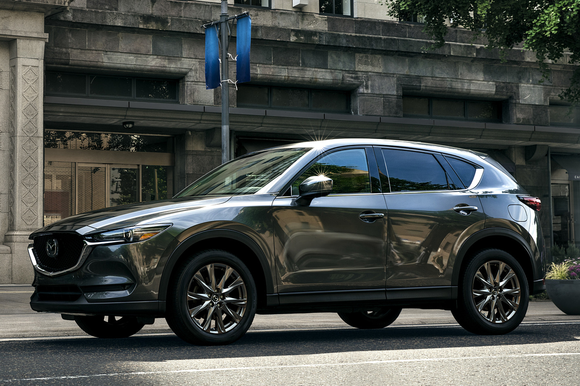 2019 Mazda CX-5 | The New Normal