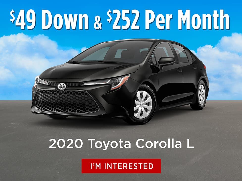 Corolla:  $252