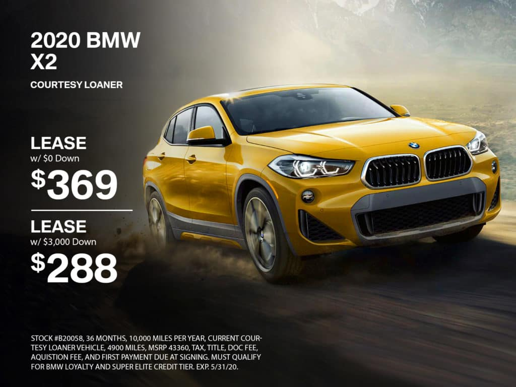 Pre-Owned 2020 BMW X2 AWD