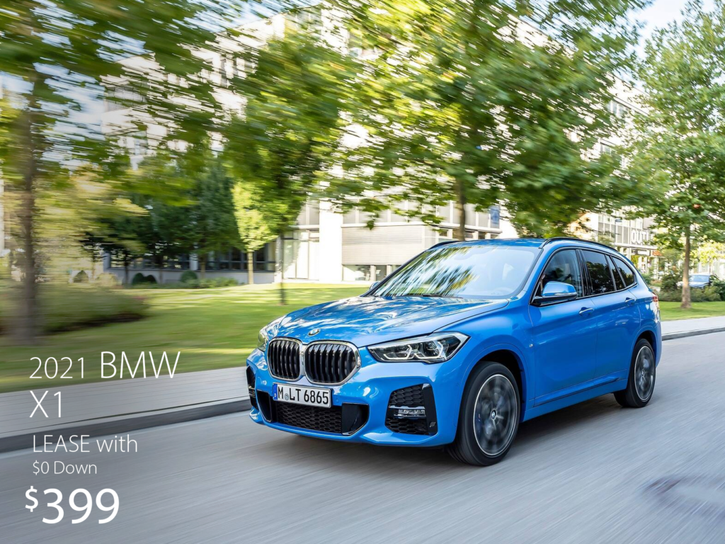 Courtesy Loaner 2021 BMW X1