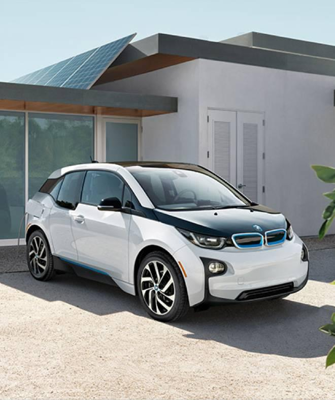 2017 Bmw I3 Is One Stylish Substantive Ev Says