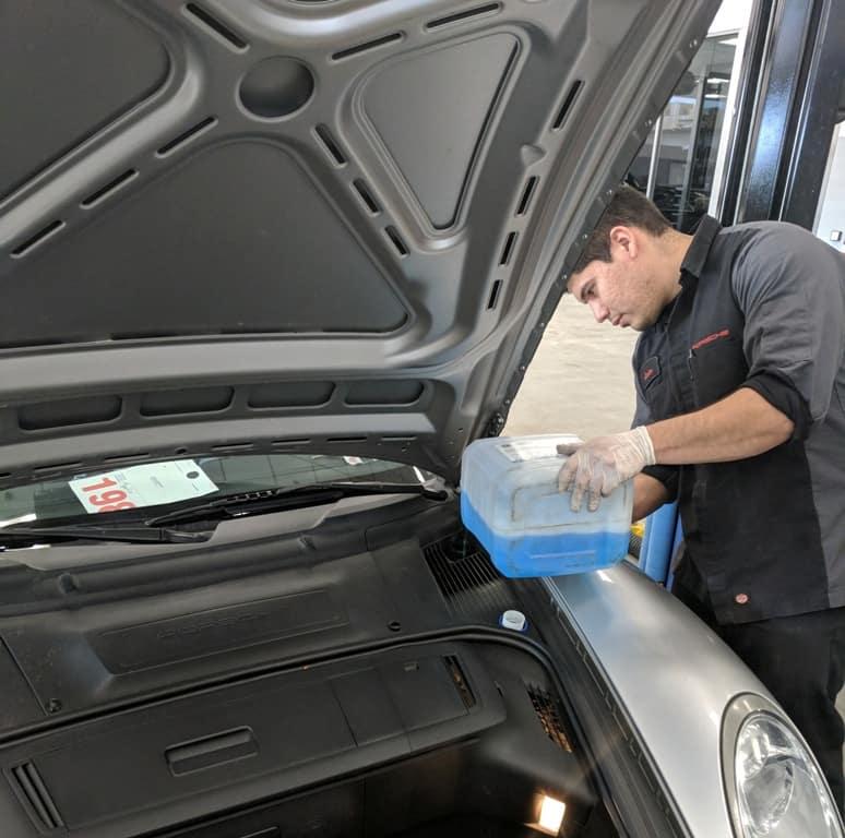 Free Washer Fluid Refill Ray Catena Auto Group - Ray catena audi