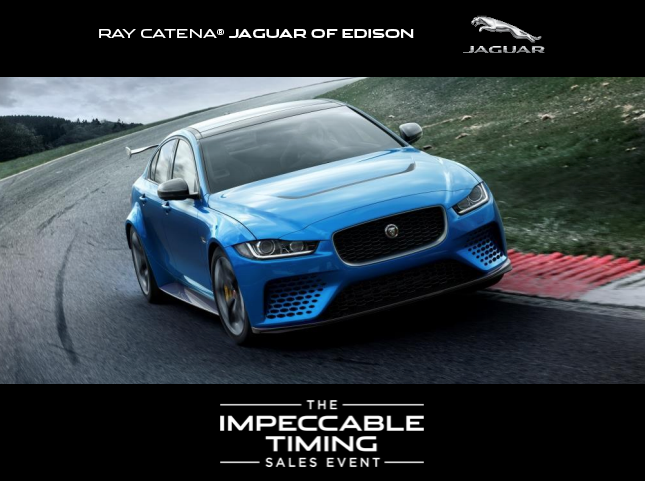 The 2019 Jaguar Xe Sv Project 8 Ray Catena Auto Group