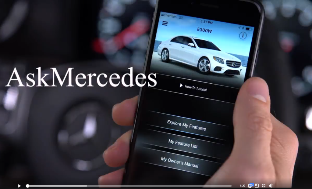 The future is here with ask mercedes ray catena motor for Ray catena motor car corp