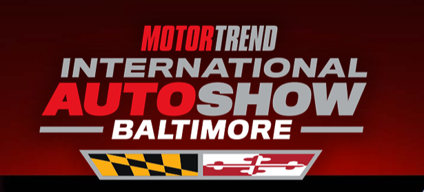 Motor Trend International Auto Show Baltimore Ray