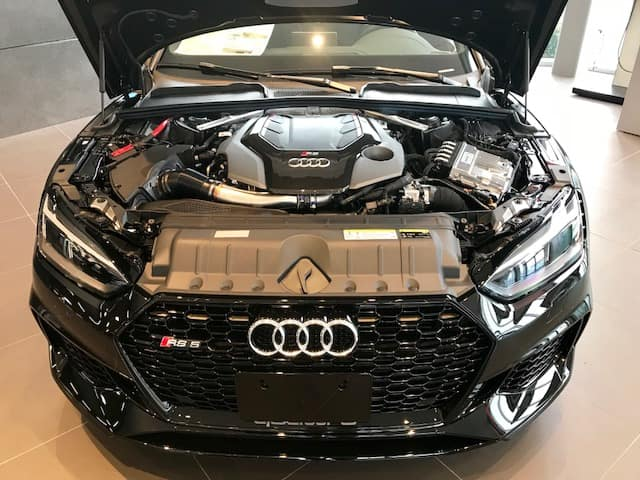 A First Look At The Audi RS Ray Catena Auto Group - Ray catena audi