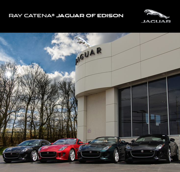 Spring Fever At Ray Catena Jaguar Of Edison Ray Catena Auto Group
