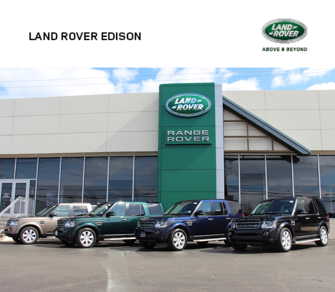 Spring fever at ray catena land rover edison ray catena for Mercedes benz larchmont service
