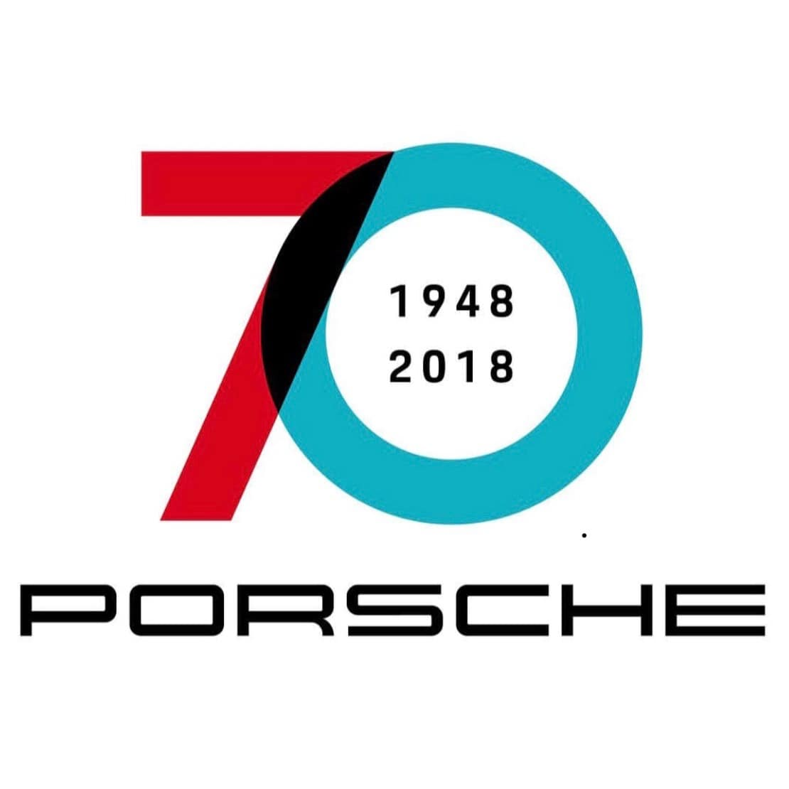Thank You Porsche 70th Anniversary