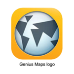 genius maps logo