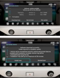 Customer-Friendly Software Updates | Land Rover Edison