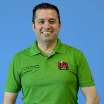 Tony Pajouhesh