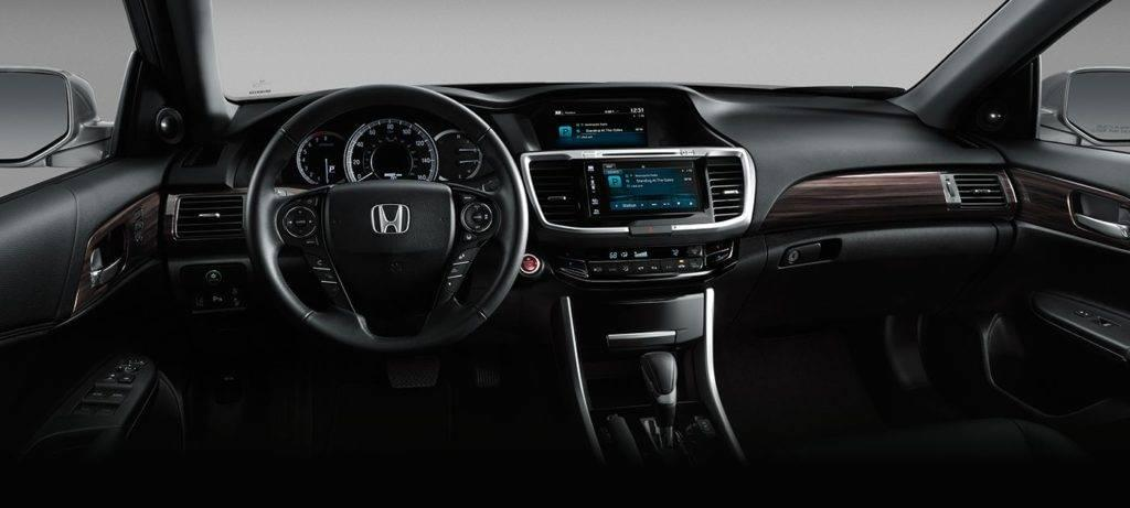 2017 Honda Accord Full Interior