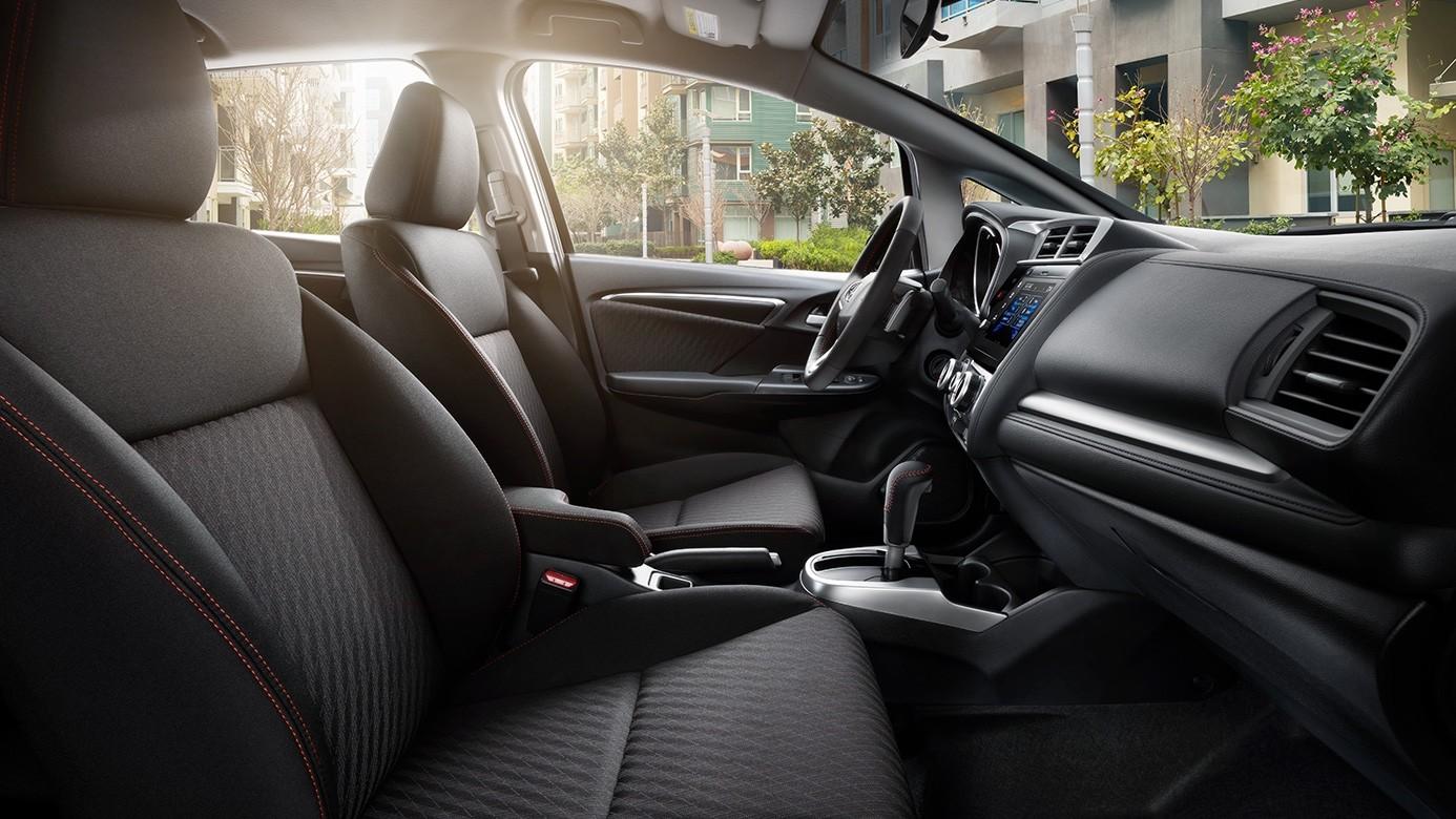 2018 Honda Fit Front Interior Seating
