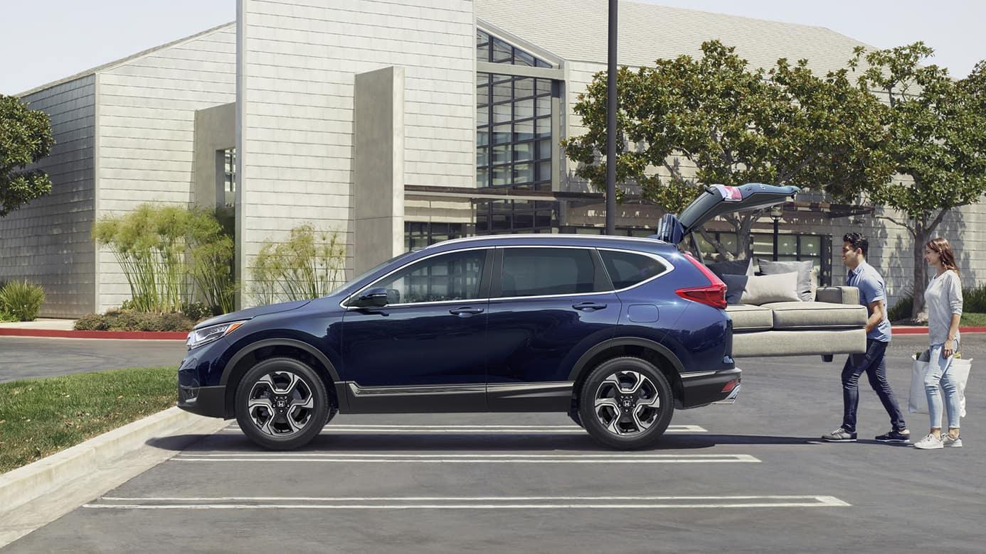 2017 Honda CR-V LX Exterior Side