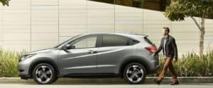 2018 Honda HR-V Side View Exterior
