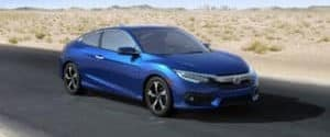 2019 Honda Civic Coupe Side Exterior
