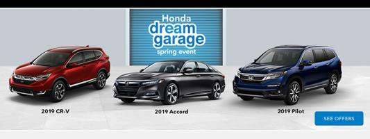 dream garage banner