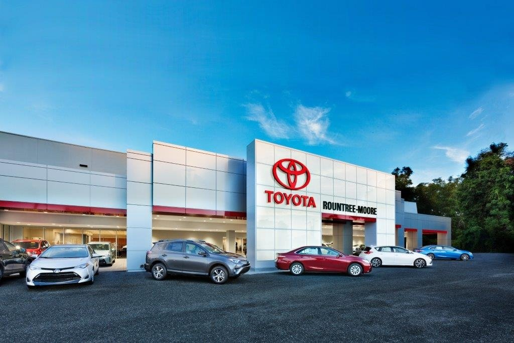 rountree moore toyota in lake city toyota dealer near gainesville fl. Black Bedroom Furniture Sets. Home Design Ideas
