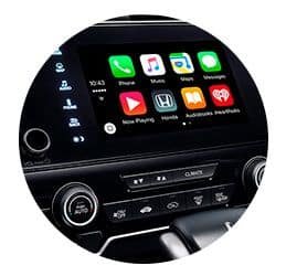 Display Audio Touch Screen