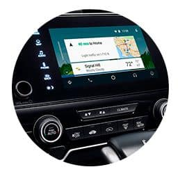 Android Auto™ Integration