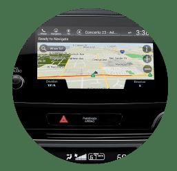 Advanced Navigation System