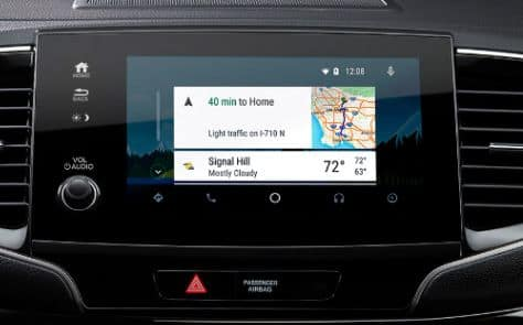 Available Android Auto Integration