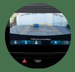 Multi-Angle Rearview Camera