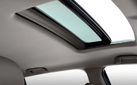 One Touch Power Moonroof