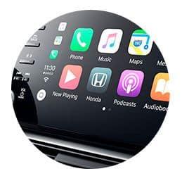 Apple CarPlay™ Integration