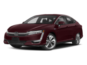 2018 Honda Clarity Plug-In Hybrid angled