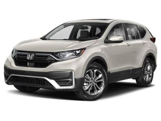 2020 Honda CR-V Hybrid AWD EX