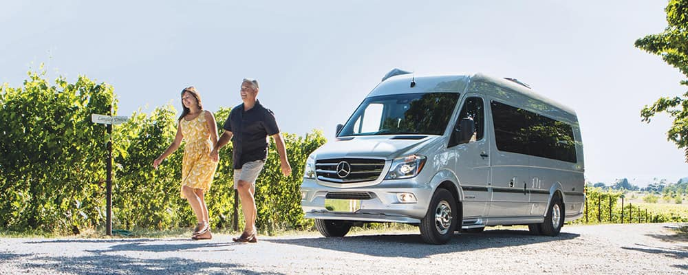 Mercedes-Benz Airstream Grand Tour