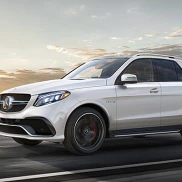 2019 Mercedes-Benz GLE city highway