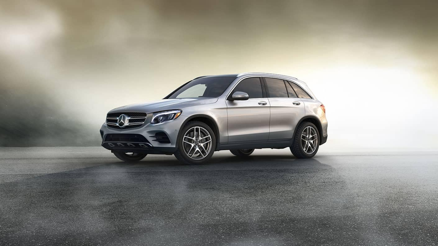 2019 Mercedes-Benz GLC silver